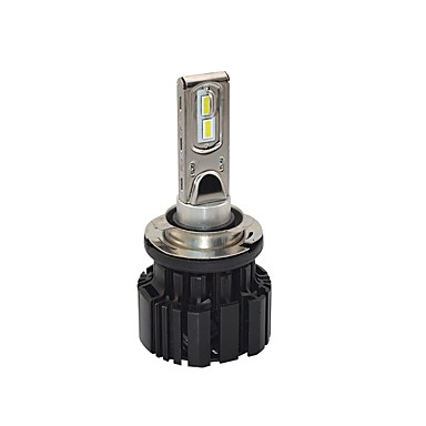 Factory OEM 2pcs H15 سيارة لمبات الضوء 50 W SMD LED 6800 lm 2 LED مصباح الرأس من أجل فولفو / فولكسواجن جميع الموديلات كل السنوات