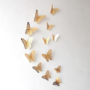 لواصق حائط مزخرفة - لواصق حائط الطائرة حيوانات غرفة النوم / داخلي