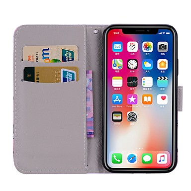 Con iPhone XS iPhone Per X XS Custodia iPhone per cagnolino XS XR Con iPhone sintetica Con magnetica portafoglio A 06878760 pelle supporto chiusura Integrale Resistente Apple Plus iPhone iPhone 8 40xO0d8