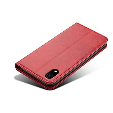 Apple credito Resistente urti agli sintetica Porta XS Max iPhone Max A XR iPhone unita Tinta iPhone Per Resistente Integrale iPhone XS iPhone 06919544 portafoglio XS carte per di Custodia XS pelle 7q5wOZz