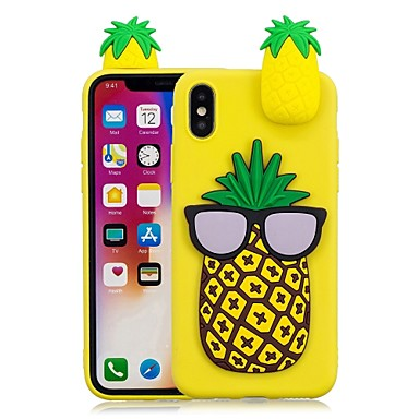 Fai per iPhone retro Fantasia te Apple TPU iPhone disegno X 8 Custodia 8 8 Frutta iPhone Per Plus X da 06914001 Morbido iPhone Plus iPhone Per 0TnqxwOzg