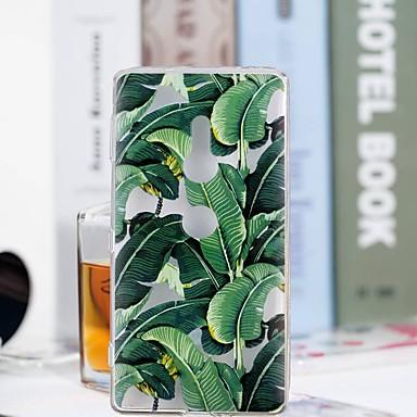 voordelige Hoesjes / covers voor Sony-hoesje Voor Sony Huawei P20 / Huawei P20 Pro / Huawei P20 lite Transparant / Patroon Achterkant Boom Zacht TPU
