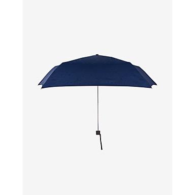 boy® قماش / ستانلس ستيل / المواد الخاصة الجميع مقاوم للرياح / إبداعي / تصميم جديد مظلة ملطية