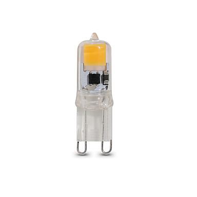 1pc 2 W 200 lm G9 Luces LED de Doble Pin T 1 Cuentas LED COB Regulable Blanco Cálido Blanco Fresco 220 V