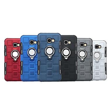 voordelige Galaxy J-serie hoesjes / covers-hoesje Voor Samsung Galaxy J6 Plus / J4 Plus / J2 PRO 2018 Schokbestendig / Stofbestendig / Waterbestendig Achterkant Effen Zacht TPU