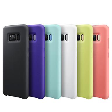 voordelige Galaxy Note-serie hoesjes / covers-hoesje Voor Samsung Galaxy Note 9 / Note 8 Mat Achterkant Effen Zacht Siliconen