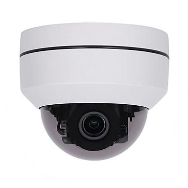 preiswerte IP-Kameras-hd 1080p ptz im freien poe sicherheit ip haube kamera mit 3x optischem zoom schwenken / kippen / 3x motorisierter zoom kuppel stil für celling