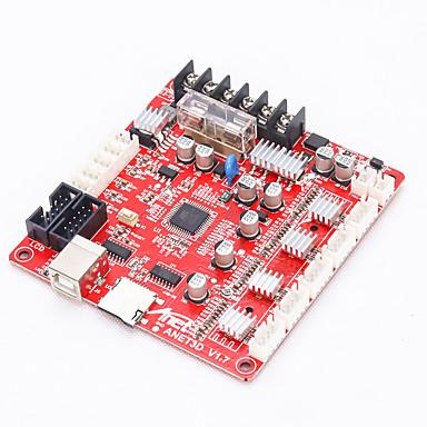 tanie Akcesoria do drukarek 3D-Anet a8 3d drukarka główna anet v1.0 dla reprap mendel prusa kontrolna płyta główna
