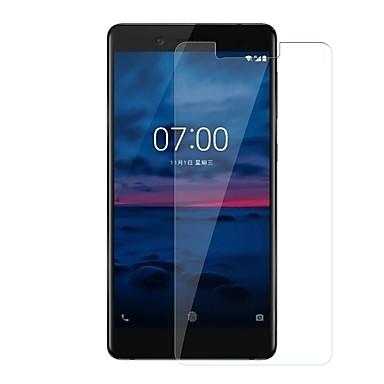 billige Skærmbeskyttelse til Nokia-Skærmbeskytter for Nokia Nokia 7 Hærdet Glas 1 stk Skærmbeskyttelse 9H hårdhed / Ridsnings-Sikker