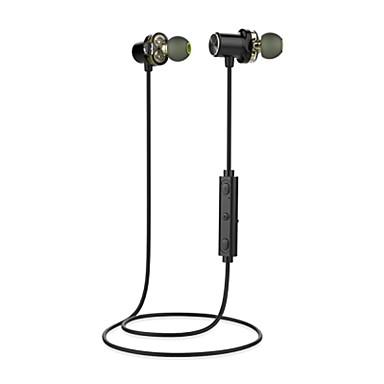 رخيصةأون سماعات الرأس و الأذن-AWEI X650BL سماعة رأس حول الرقبة لاسلكي الرياضة واللياقة البدنية V4.2 مع التحكم في مستوى الصوت