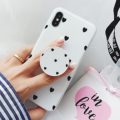 abordables Coques pour iPhone 5-Coque Pour Apple iPhone XR / iPhone XS Max Motif Coque Bande dessinée Flexible TPU pour iPhone XS / iPhone XR / iPhone XS Max