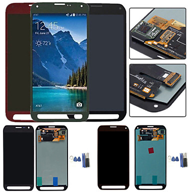 Replacement Display LCD Touch Screen Digitizer Assembly for Samsung Galaxy  S5 Active AT&T G860 G870A With Repair Tools
