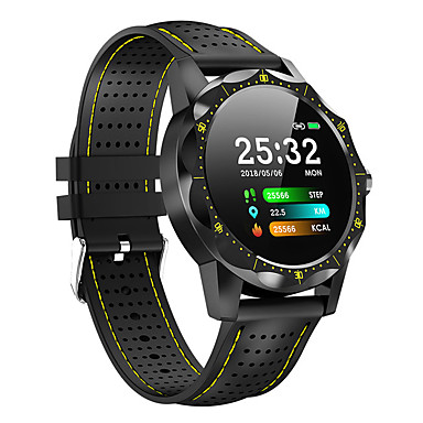 de154fb9f4e9 cheap Smart watches-MY1 Men Smartwatch Android iOS Bluetooth Smart Sports  Waterproof Heart Rate Monitor