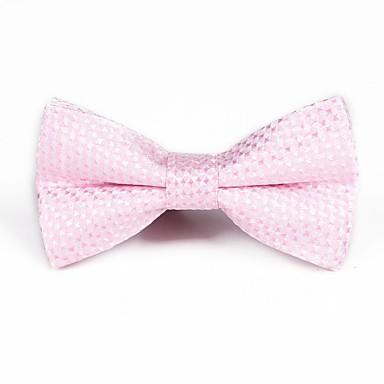 economico Abbigliamento uomo-Per uomo Da serata / Da ufficio / Attivo Papillon Con stampe / Pied-de-poule