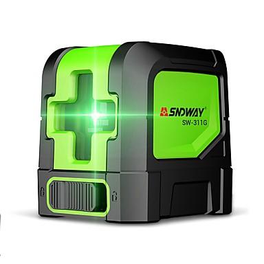 billige Elektronik & Redskaber-SNDWAY SW-311G 10M Laser afstandsmåler Vandtæt / Støvsikker / Høj kvalitet til smart hjemme måling / til teknisk måling / til bygningskonstruktion