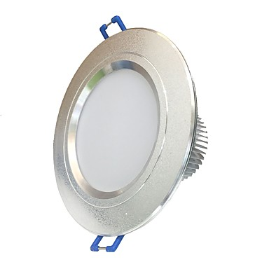 billige Indendørsbelysning-YouOKLight 1set 5 W 400 lm 10 LED Perler Forsænket LED nedlys Varm hvid 85-265 V Hjem / kontor