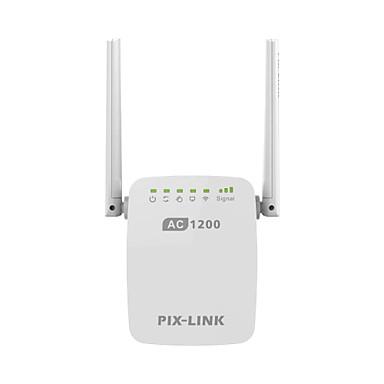 billige Trådløse routere-LITBest Trådløs Routere 1200Mbps 2.4 Hz / 5 Hz 2 LV-AC12