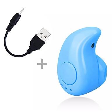 Недорогие Наушники и гарнитуры-LITBest 3-530 Телефонная гарнитура Беспроводное EARBUD Bluetooth 4.2 С микрофоном