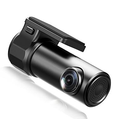 billige Nyheter-JUNSUN S30 720p Mini / Nytt Design / HD Bil DVR 150 grader Bred vinkel Ingen Screen (output av APP) Dash Cam med WIFI / G-Sensor / Bevegelsessensor Bilopptaker