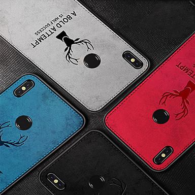 Недорогие Чехлы и кейсы для Galaxy S6 Edge-Кейс для Назначение SSamsung Galaxy S9 / S9 Plus / S8 Plus Покрытие / С узором Кейс на заднюю панель Животное Мягкий ТПУ