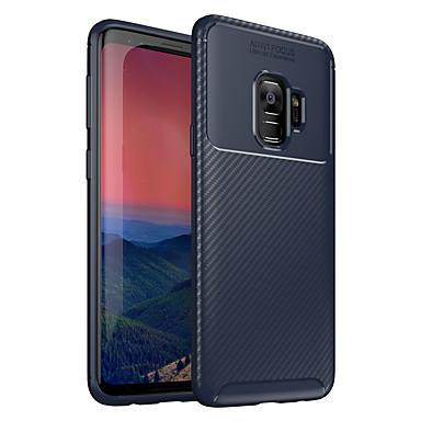 voordelige Galaxy S-serie hoesjes / covers-Asling case voor Samsung Galaxy S9 frosted achterkant effen gekleurde zachte TPU voor S9