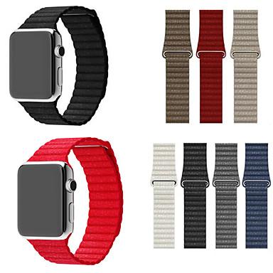 Недорогие Ремешки для Apple Watch-ремешок для часов серии apple 4/3/2/1 ремешок из кожи яблока с ремешком из кожи