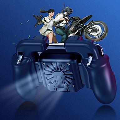 olcso Videojáték tartozékok-mobil játékvezérlő többfunkciós mobiltelefon-vezérlő hűtő okostelefon tartóval