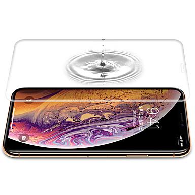 Недорогие Защитные плёнки для экрана iPhone-AppleScreen ProtectoriPhone XS HD Защитная пленка на всё устройство 1 ед. TPG Hydrogel
