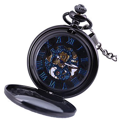 c3f977782 cheap Pocket Watches-Men's Pocket Watch Automatic self-winding Black