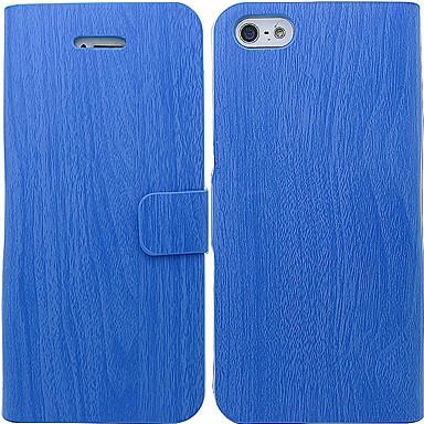 voordelige iPhone 5 hoesjes-case voor apple iphone 5 / iphone 5se marmer pu leer met alles inclusief ondersteuning voor iphone 5 / se / 5c / 5/4 / 4s
