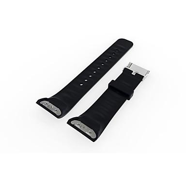 voordelige Horlogebandjes voor Samsung-Horlogeband voor Gear Fit Samsung Galaxy Sportband Silicone Polsband