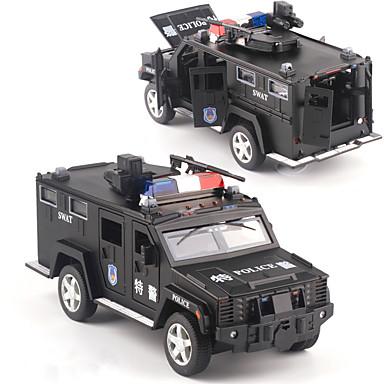 لعبة سيارات سيارة الشرطة سيارة الاسعاف سيارات تصميم جديد سبيكة معدنية الطفل مراهق الجميع صبيان فتيات ألعاب هدية 1 pcs