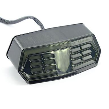 voordelige Motorverlichting-motorfiets led rem achterlicht geïntegreerde richtingaanwijzer voor honda grom msx 125