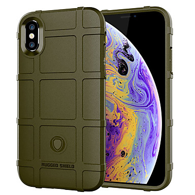 cheap Cases & Covers-Case For Samsung Galaxy A9 Star / Galaxy A9(2018) / Galaxy A10(2019) Shockproof Back Cover Armor TPU
