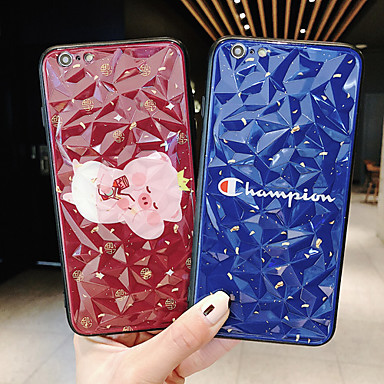 voordelige Huawei Mate hoesjes / covers-hoesje Voor Huawei Huawei Nova 3i / Huawei Nova 4 / Huawei Note 10 Stofbestendig / Patroon Achterkant Woord / tekst / dier / Cartoon PC