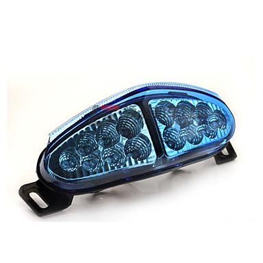 voordelige Motorverlichting-voor kawasaki er-6n er-6f ninja 650r 2009 2010 2011 motorfiets geïntegreerde led-achterlichtindicator