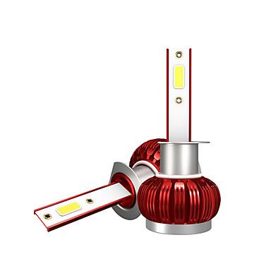 voordelige Autokoplampen-2 stks 9-36 v 36 w 3800lm 6000 k auto cob mist led gloeilamp modellenh1