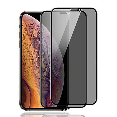 Χαμηλού Κόστους Προστατευτικά οθόνης για iPhone-Προστατευτικό οθόνης για iphone x / xs / xr / xs Μέγιστη προστασία ιδιωτικού χώρου κατά της κατάσκοσης 1 προφυλακτήρας προστασίας οθόνης υψηλής αντοχής (hd) / 9h σκληρότητα