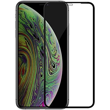 voordelige iPhone screenprotectors-nillin full screen arc edge cp plus pro screen protector voor Apple iPhone 11 pro max high definition (hd) full body screen protector 1 stuk gehard glas dikte 0,2 mm