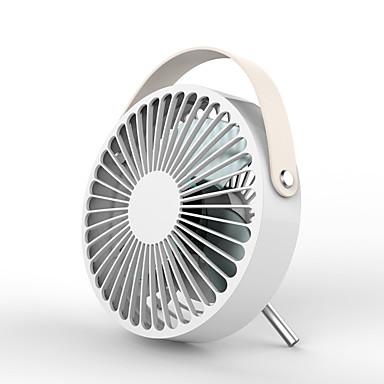 voordelige Slimme trackers-Ventilator DH-FS02 ABS Zwart