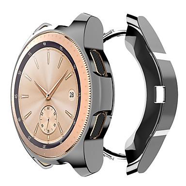 voordelige Smartwatch-accessoires-hoesjes voor Samsung Galaxy Watch 46 mm / Samsung Galaxy Watch 42 mm TPU compatibiliteit Samsung Galaxy