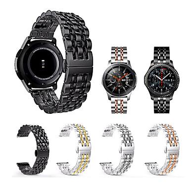 voordelige Horlogebandjes voor Samsung-voor samsung galaxy horloge 46mm / gear s3 / gear2 / gear2 neo / live roestvrij stalen horlogeband armband