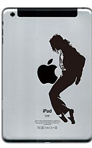 michael jackson protezione di disegno adesivo per ipad mini 3, Mini iPad 2, ipad mini