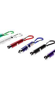 Nøgleringslommelygter LED lm 1 Tilstand - med batterier Camping/Vandring/Grotte Udforskning