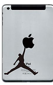 michael jordan protezione di disegno adesivo per ipad mini 3, Mini iPad 2, ipad mini