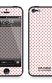 """DA 코드 ™를위한 iPhone 4/4S를위한 피부 : """"아름 다운 패턴""""(추상 시리즈)"""