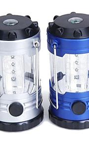 Lanterner & Telt Lamper LED 120lm 1 Lys Tilstand Vandtæt / Super let / Taktisk Camping / Vandring / Grotte Udforskning