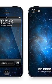 """다 코드 ™ iPhone 4/4S를위한 피부 : """"하늘지도""""(우주 시리즈)"""