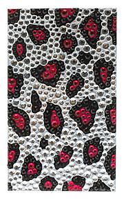 rosa fläck smycken skyddande kropp klistermärke för mobiltelefon iphone hud klistermärken
