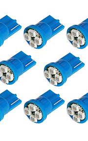 SO.K T10 Car Light Bulbs 1W W 80lm lm LED Interior Lights